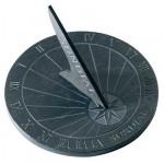 sundial gnomon